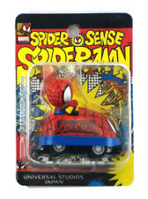 Spider-Man Mini Pull Back Zip Car Universal Studios Japan Marvel New from 2012