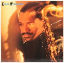 And You Know That!  Kirk Whalum  Vinyl Record