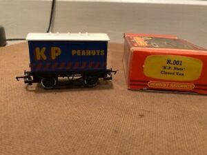 Hornby OO Gauge KP Peanuts Closed Vent Van Wagon Rare VGC