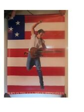 Bruce Springsteen Poster Born In The Usa & The E Street Band Huge E.