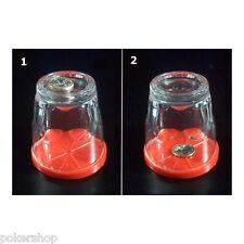 Coin Coaster - Moneta attraverso bicchiere - Giochi di prestigio e magia