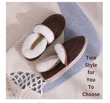 House Slipper Warm Cotton House Shoe with Memory Foam