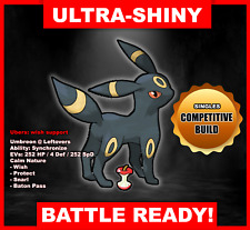Pokemon Sword/Shield Ultra Shiny Battle Ready Umbreon FAST DELIVERY