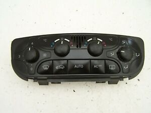 Mercedes c-class Heater control assembly A2098300085 (2001-2003)