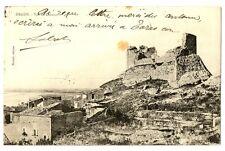 CPA 13 Bouche du Rhône Orgon Vue du Château