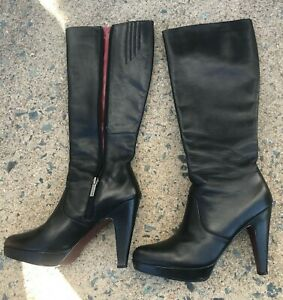 Colin Stuart, Genune Leather Upper Blance Manmade (size 7)  Boots
