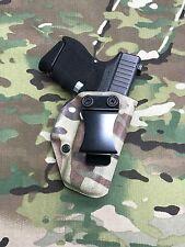 Multicam Kydex IWB Glock 26/27 Holster *MC