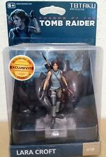 Totaku Lara Croft Shadow of The Tomb Raider Exclusive Figure New!