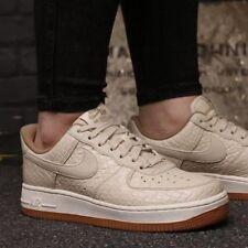 25c306feae4af WMNS Nike Air Force 1 07 PRM Premium Oatmeal Women Af1 Shoes SNEAKERS  616725-112