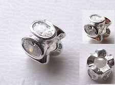 AUTHENTIC Pandora Silver 5 C ubic Zirconia Bead 790311CZ