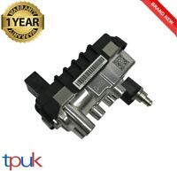 FORD TRANSIT EURO 5 2.2 FWD TURBOCHARGER ACTUATOR G59 767649 ELECTRONIC MK7 MK8