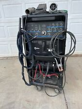 Miller Syncrowave 250dx Tig Stick Welder Russelstoll Weldcraft Cooled Torch