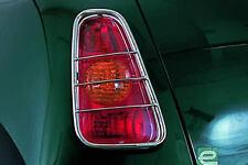 PROTECTIONS PHARES , BMW MINI  INOX,  LA PAIRE