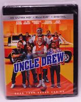 UNCLE DREW DIGITAL COPY + 4K ULTRA HD + BLU-RAY NEW SEALED