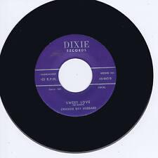 ORANGIE RAY HUBBARD - SWEET LOVE b/w J.C SAWYER - GOIN' STEPPIN' - ROCKABILLY