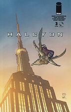 Halcyon #3 (NM)`11 Guggenheim/ Butters/ Bodenheim