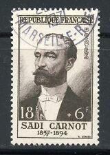 PROMO / TIMBRE FRANCE OBLITERE CELEBRITE N° 991 SADI CARNOT