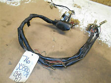 yamaha xs500 1976 1977 76 77 main wiring wire harness loom wires xs 500