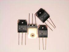 "2SC3040 ""Original"" Mitsubishi Transistor 4 pcs"