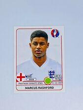 2016 Marcus Rashford Panini UEFA Euro Rookie Stickers Edition #146x England