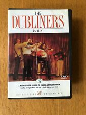 The Dubliners Dublin DVD Irish Traditional Music and Ballads Ireland Luke Kelly
