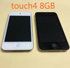 Apple iPod touch 4th Generation Black white (8GB) Bundle Great Condition