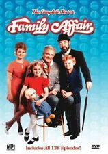 Family Affair Complete Series 0030306787190 With Doris Day Show DVD Region 1
