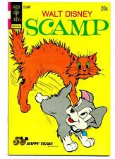 Scamp #12    Gold Key 1973