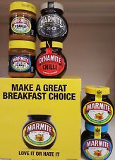 More details for  marmite yeast extract selection - ltd edition dynamite, xo, peanut -bbe 10/2021