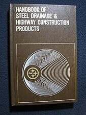 Handbook Of Steel Drainage and Highway Construction Products [Hardcover] [Ja..