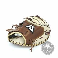 NEW Akadema AEA-65 Fast Pitch Series Softball Catcher's Mitt in Brown / Beige