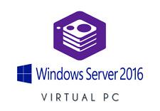 Windows Server 2016 Virtual PC VMware 14 Pro Fully Installed