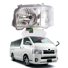 1 PC HEAD LIGHT LAMP LEFT SIDE CLEAR LEN FOR TOYOTA HIACE COMMUTER VAN 2014-2016