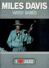 MILES DAVIES water babies HOLLAND EX LP  1986