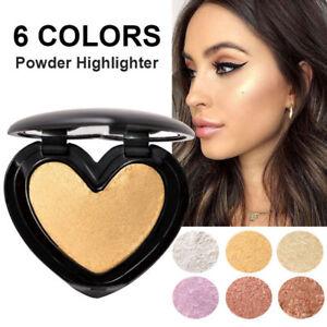 Face Powder Highlighter Bronzer Makeup Contour Palette Powder Glow Cosmetics