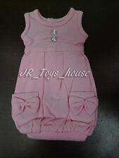 1/4 BJD Dolls Bubble Dress A Pink fit Volks MSD SDM MDD