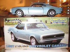 LANE - EXACT DETAIL DIECAST CAR 1967 CAMARO SS 396 RS/SS - LIMITED EDITION