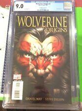 Wolverine Origins 2  1:100  Canadian Flag Variant CGC 9.0