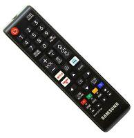 Genuine Samsung BN59-01315B Remote Control With NETFLIX, Prime Video, Raukten TV