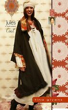 THE JULES COAT SEWING PATTERN, from Tina Givens, *NEW*