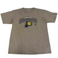 VTG 90s Indiana Pacers T-Shirt Men's XL NBA Basketball Official OG Logo
