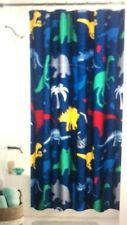 NEW! Mainstays Kids Dino Roam Shower Curtain, Size: 70x72""