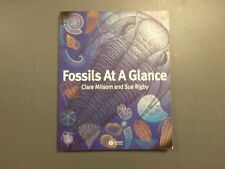 Fossils at a Glance by Clare Milsom and Sue Rigby (2003, Paperback)