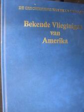 Lekturama Book Bekende Vliegtuigen van Amerika (Nederlands) no dust cover