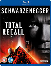 TOTAL RECALL - ULTIMATE REKALL EDITION - BLU-RAY - REGION B UK