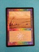 Plains (334) FOIL 1X MP Onslaught MTG Magic the gathering