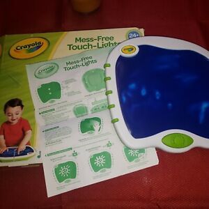 My First Crayola Touch Lights, Musical Doodle Board Toddler Toy Gift