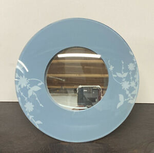 Bubble Glass Wall or Tabletop Mirror Blue Surf Bed Bath & Beyond-ICA Home Decor