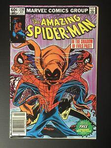 Amazing Spider-Man #238 - 1st Hobgoblin - With Tattooz - Newsstand