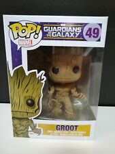 "POP FUNKO GROOT ""NUEVA/NEW"" MARVEL 49 GUARDIANS OF THE GALAXY"
